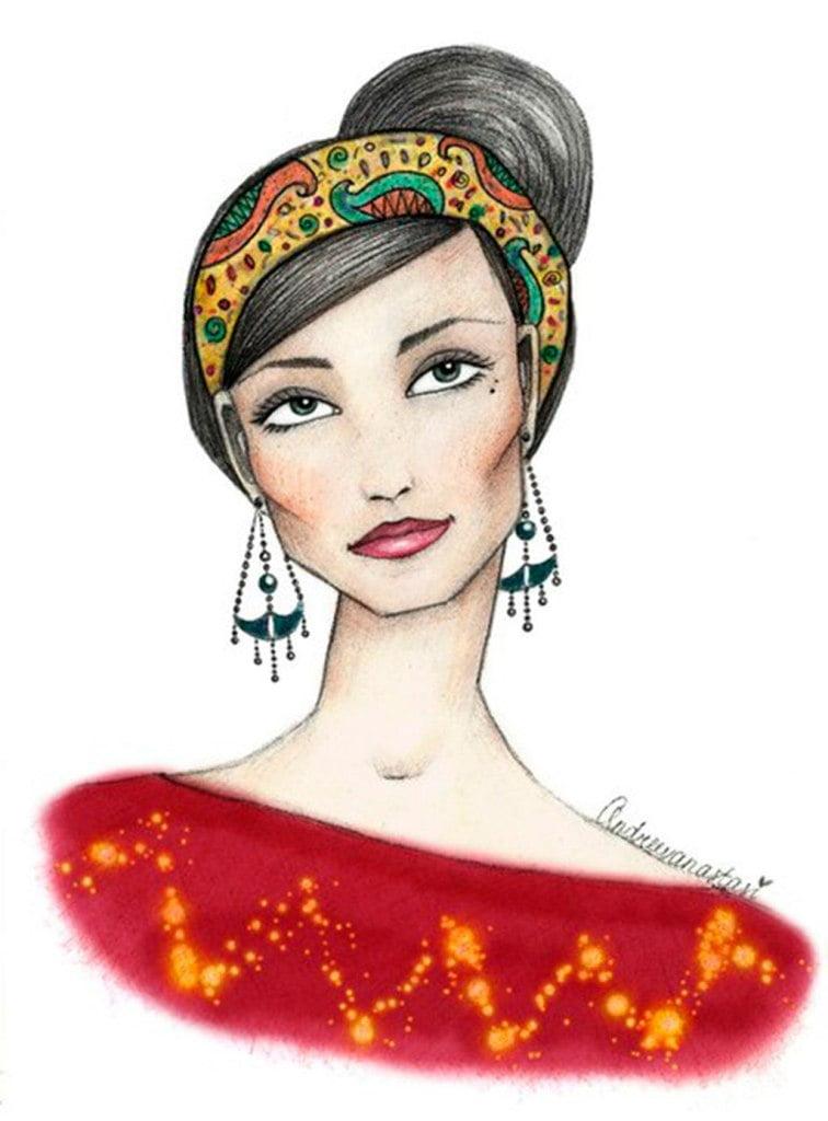 Андреева Анастасия_работы_рисунки карандашом,статья про рисунки