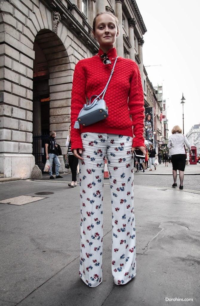1411672448_London Fashion Week_Street Style_Дарья Шаповал_фото
