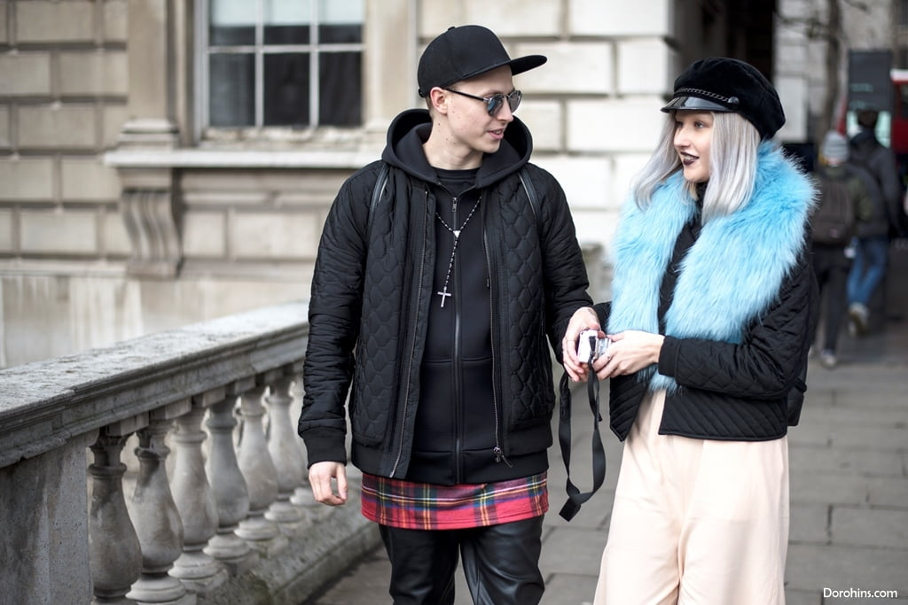 1424793246_London Fashion Week 2015_Photo_Street Style_фото_LFW_Fashion Week_Dorohins Magazine (2)