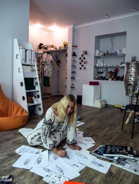 Лариса Лобанова дизайнер