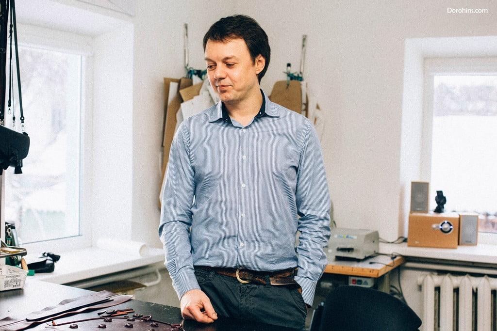 Павел Панаскин сумки