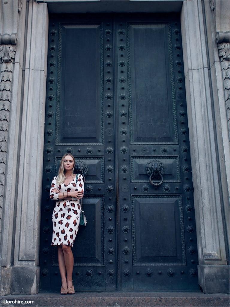 Аня Орех_стиль_стрит стайл Санкт-Петербург_красивые люди_стильные люди