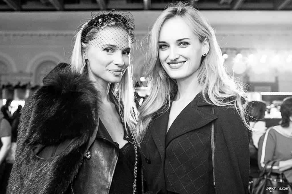Isa Luxaddicted_Mercedes-Benz Fashion Week Russia_гости 3 день_Яся Миночкина, гости показа Миночкина_показ (2)