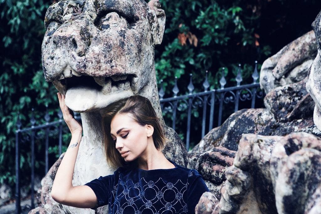 Кая Кушнарева_дизайнер Кая Кушнаре_полсушать Кушнерева, фотосъемка модели, фотограф в европе