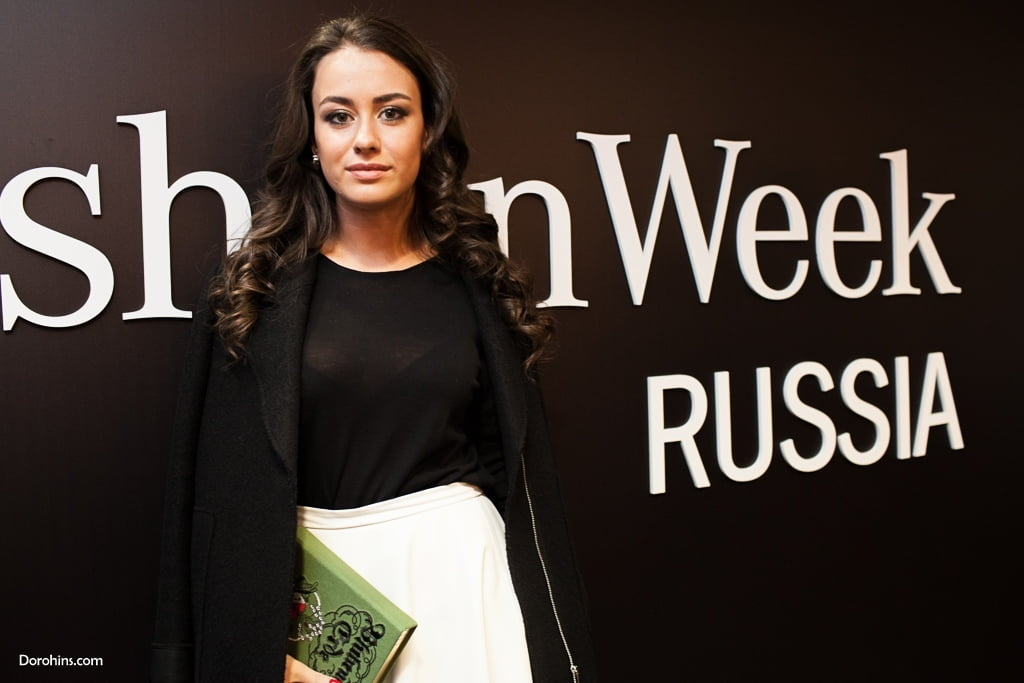 Mercedes-Benz Fashion Week Russia_Гости 3 день_KETIone_BEssARION_23.10_MBFWRussia фото (11)