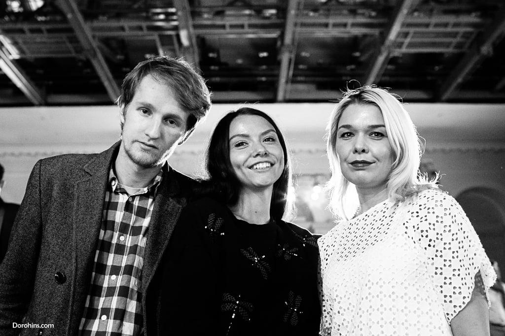 Mercedes-Benz Fashion Week Russia_Гости 3 день_KETIone_BEssARION_23.10_MBFWRussia фото (2)