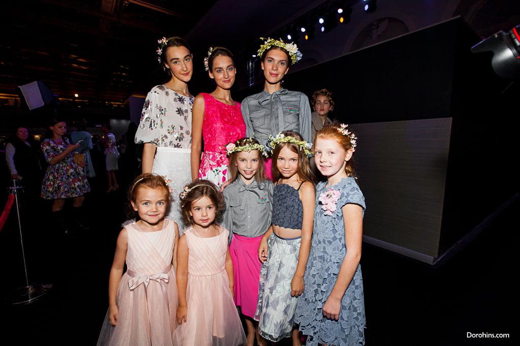 Mercedes-Benz Fashion Week Russia_фото_гости_показ_неделя моды в Москве фото