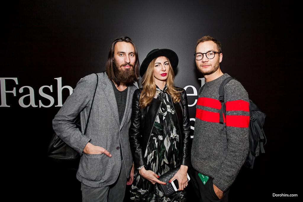 Mercedes-Benz Fashion Week Russia_фото_гости_показ_неделя моды в Москве фото_Илья Сапаров