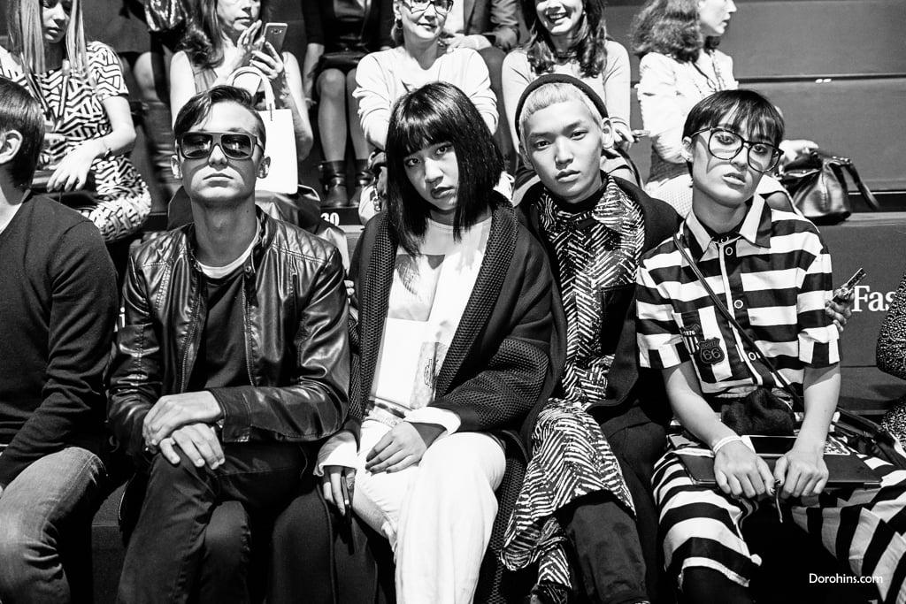 Mercedes-Benz Fashion Week Russia_гости 3 день_Яся Миночкина, гости показа Миночкина_показ_ (16)