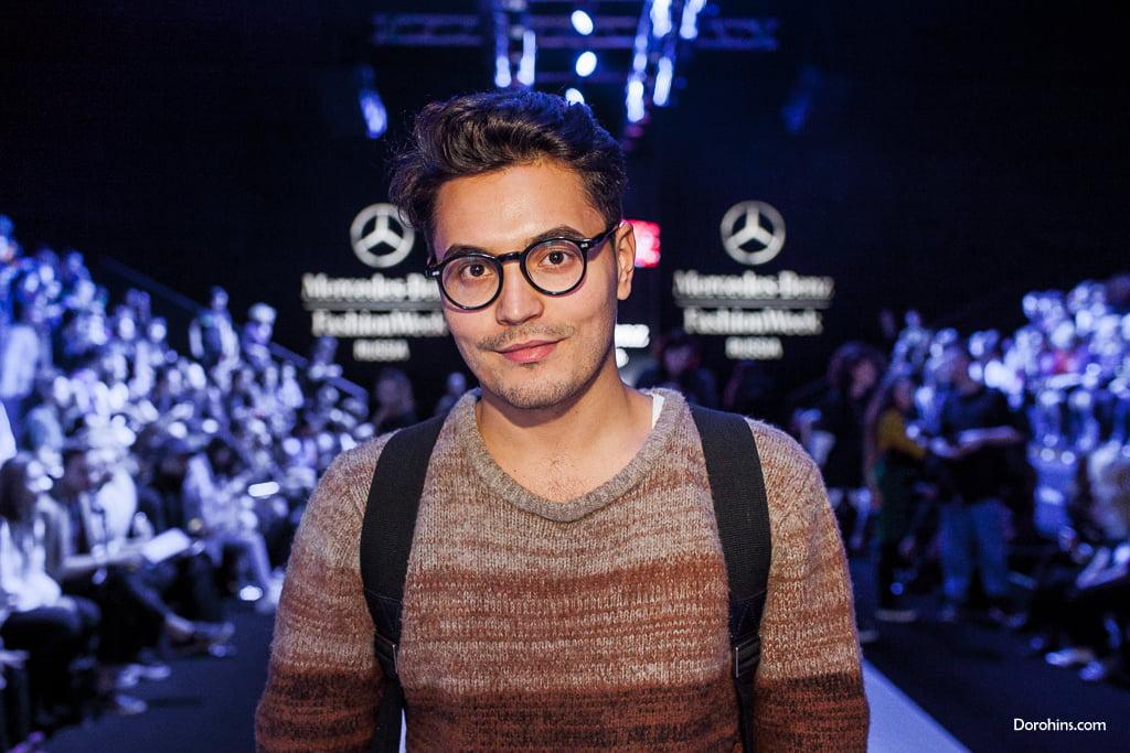 Mercedes-Benz Fashion Week Russia_гости 3 день_Яся Миночкина, гости показа Миночкина_показ_ (17)