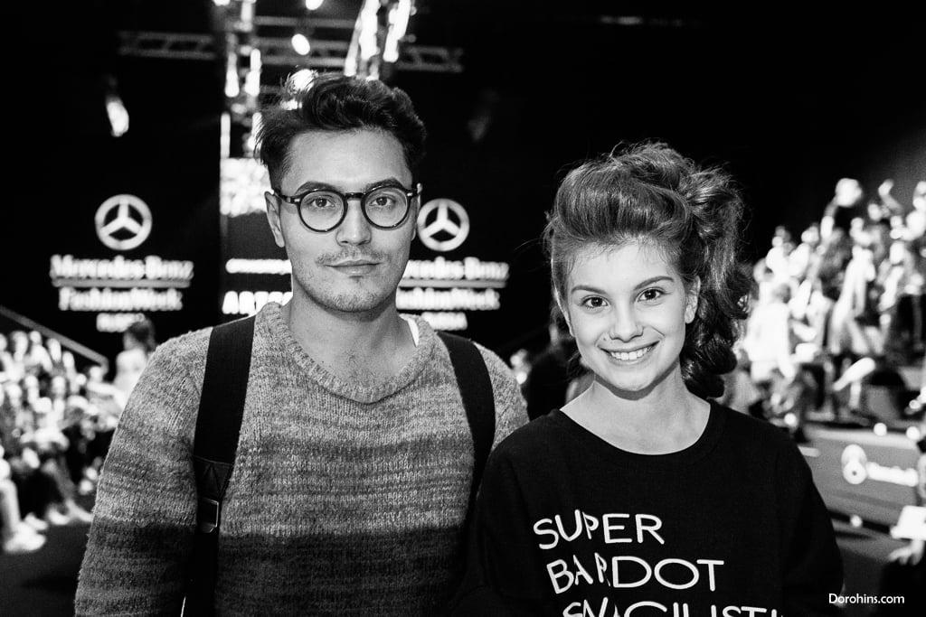 Mercedes-Benz Fashion Week Russia_гости 3 день_Яся Миночкина, гости показа Миночкина_показ_ (18)