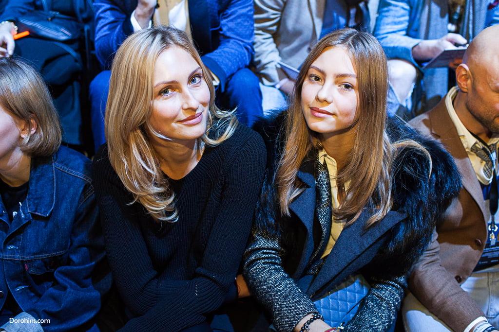 Mercedes-Benz Fashion Week Russia_гости 3 день_Яся Миночкина, гости показа Миночкина_показ_ (28)