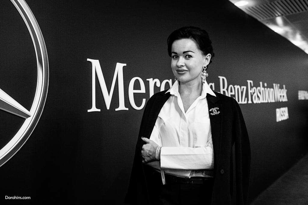 Mercedes-Benz Fashion Week Russia_гости 3 день_Яся Миночкина, гости показа Миночкина_показ_ (4)