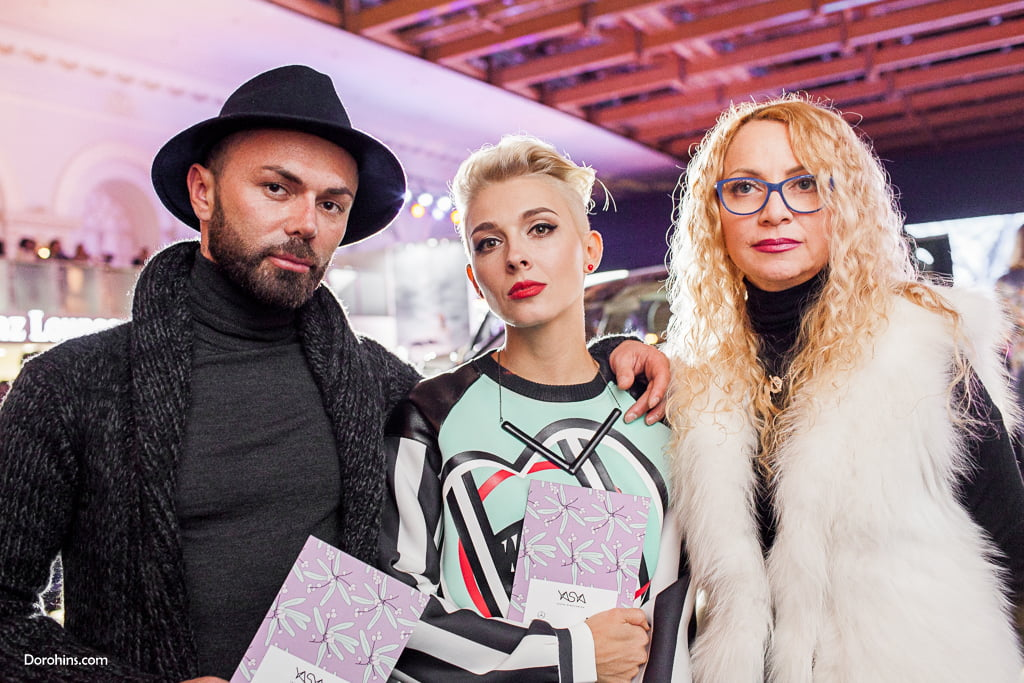 Mercedes-Benz Fashion Week Russia_гости 3 день_Яся Миночкина, гости показа Миночкина_показ_ (8)