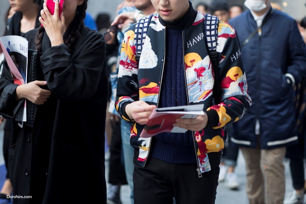 Seoul Fashion Week Street style_Seoul Fashion Week 2015 (15)