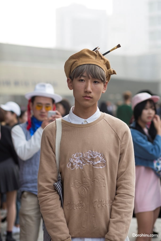 Seoul Fashion Week Street style_Seoul Fashion Week 2015 (18)