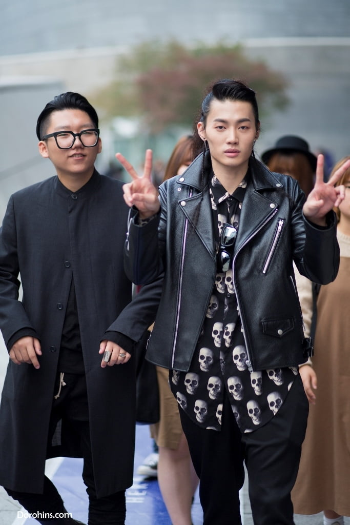 Seoul Fashion Week Street style_Seoul Fashion Week 2015 (22)
