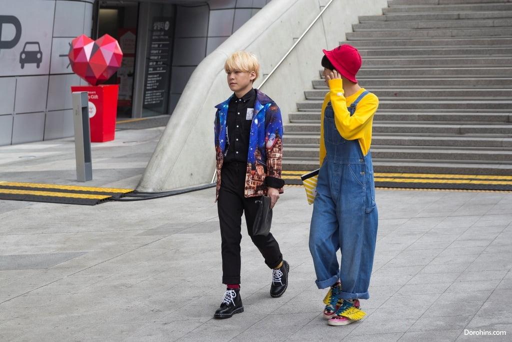 Seoul Fashion Week Street style_Seoul Fashion Week 2015 (30)