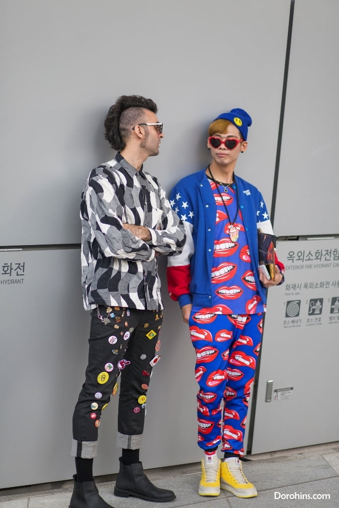 Seoul Fashion Week Street style_Seoul Fashion Week 2015 (9)