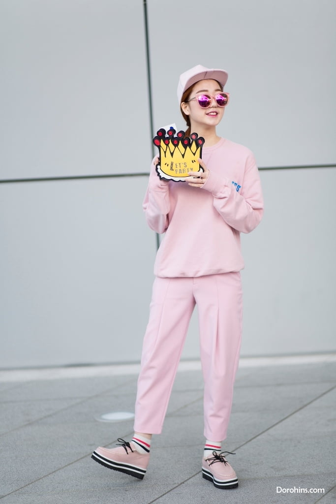 Seoul Fashion Week Street style_Seoul Fashion Week 2015