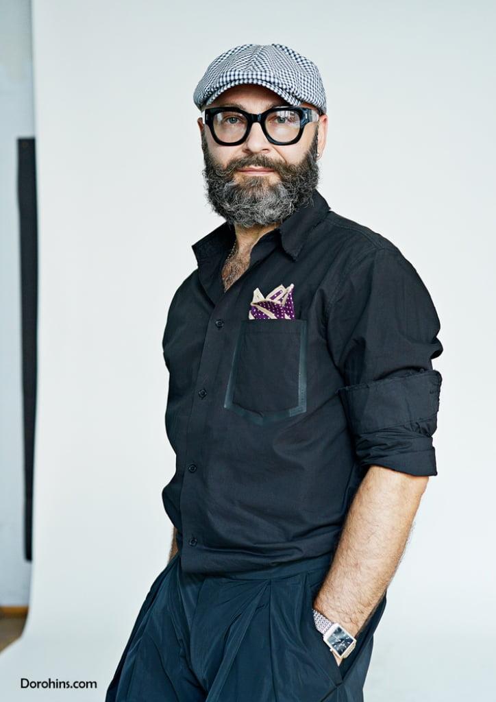 Serge Smolin_designer_UFW_Ukrainian designers_Dorohins