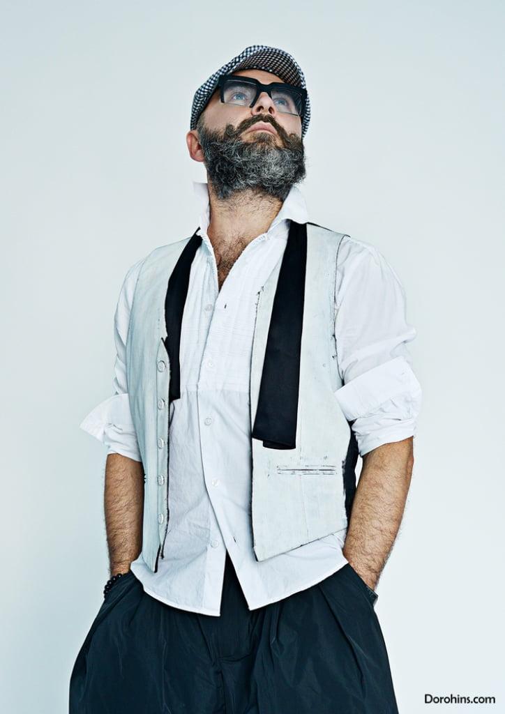 серж смолин_IDoL бренд мужской одежды