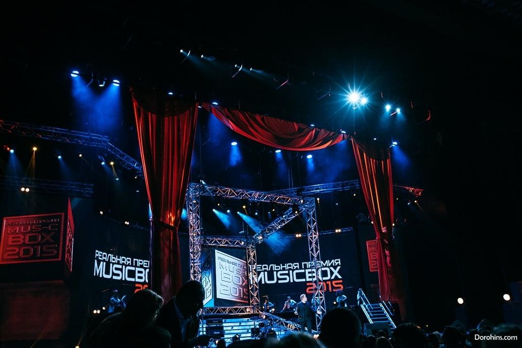 Ральная премия MusicBox 2015 (2)