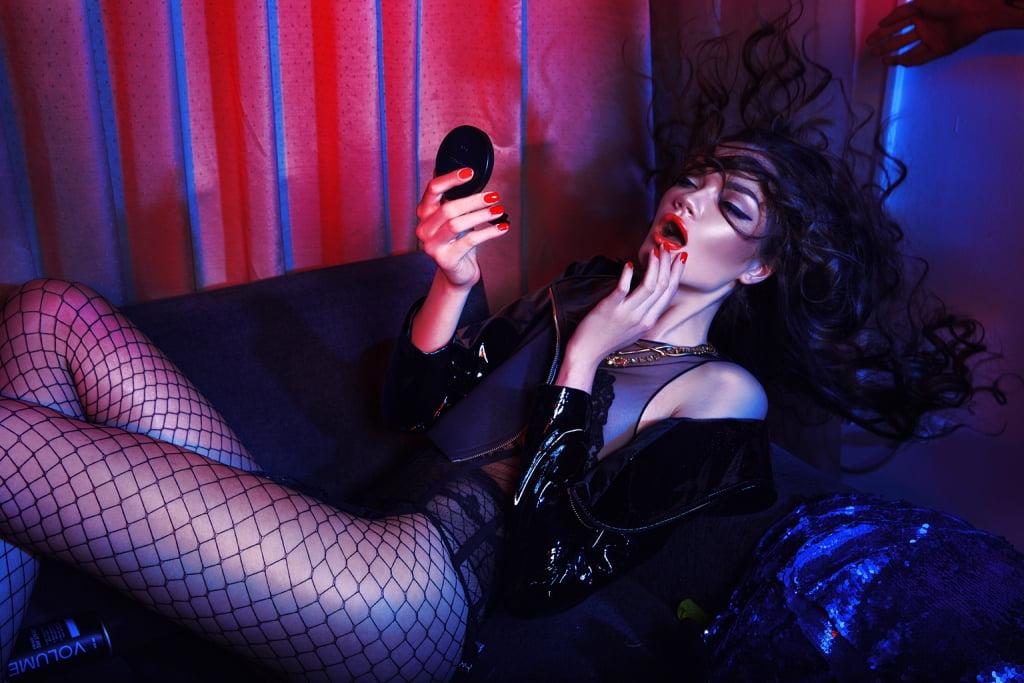 photographer Daniyar Sarseyev_style Rafael Romen_muah Irina Khaber_model Nastya Tkalich_Dorohins Magazine