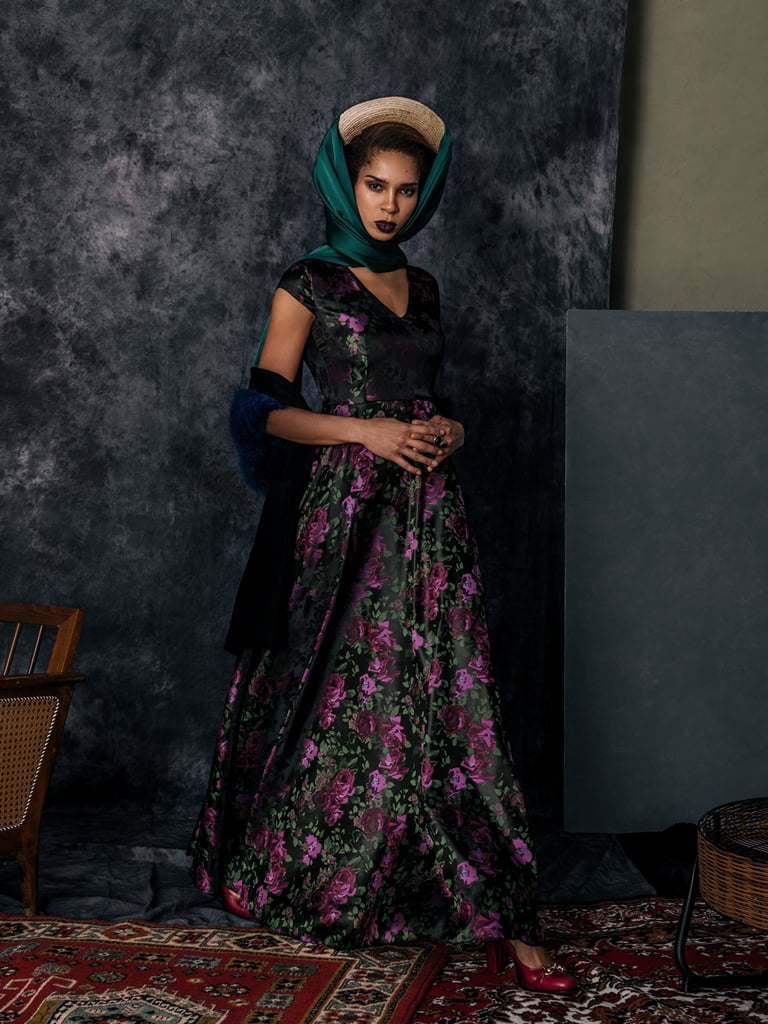 Irina RUBINA _Stylist Anna Bakhareva_Julia Ogun_MakeUp Darya Dzuba