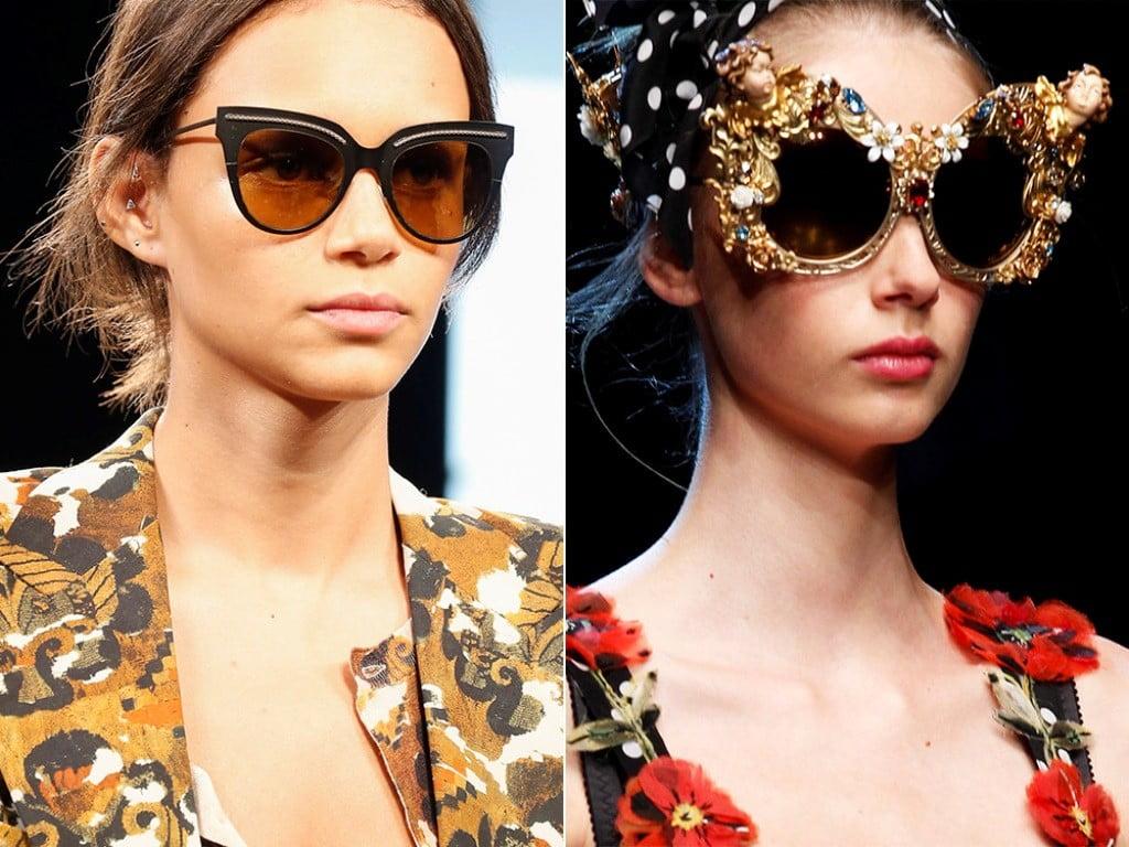 модные солнцезащитные очки женские фото_модные очки лета_модные солнечные очки