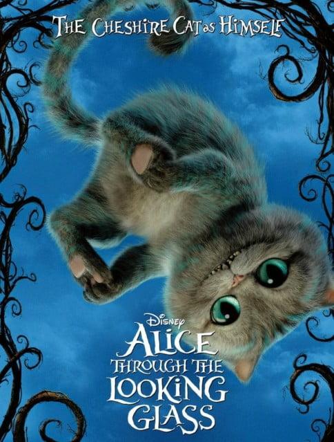 Алиса в Зазеркалье_Чеширский кот