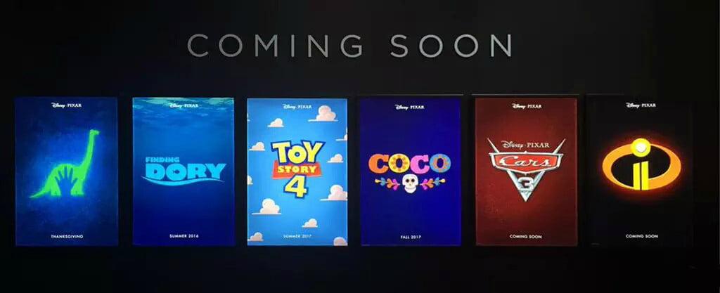 Pixar_новые проекты