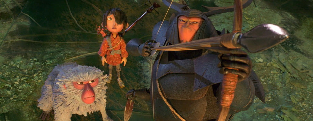 кубо легенда о самурае
