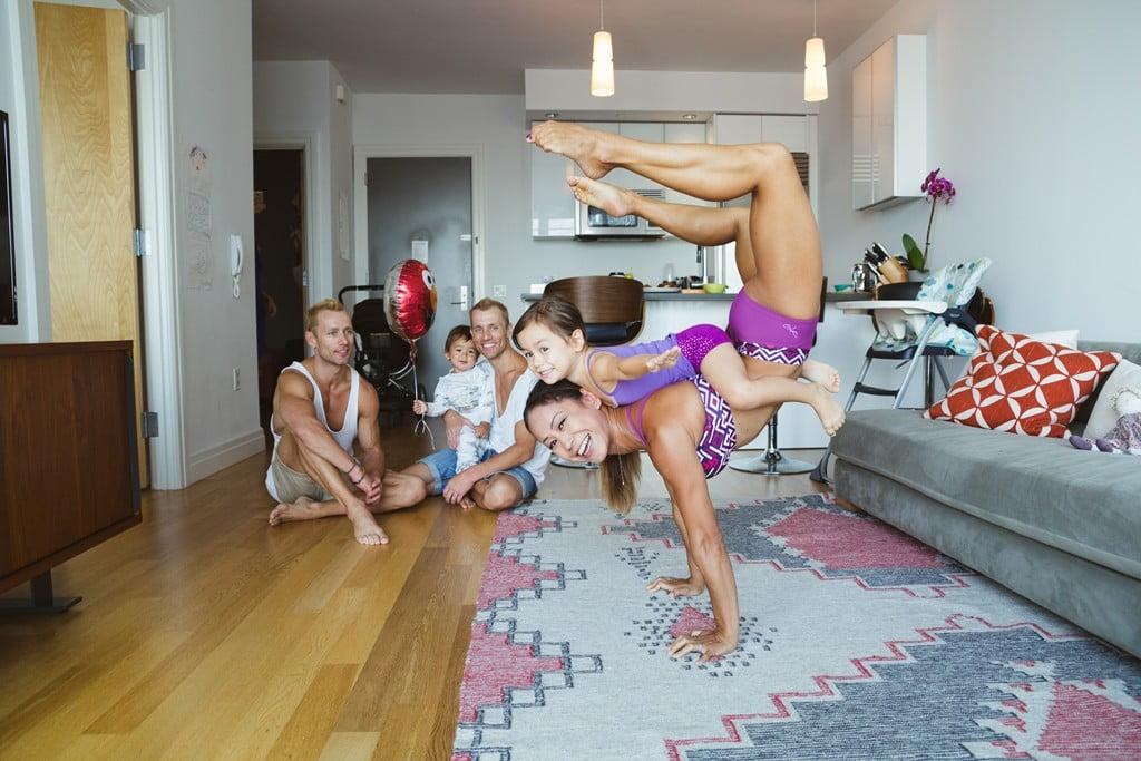 Cirque Du Soleil artist