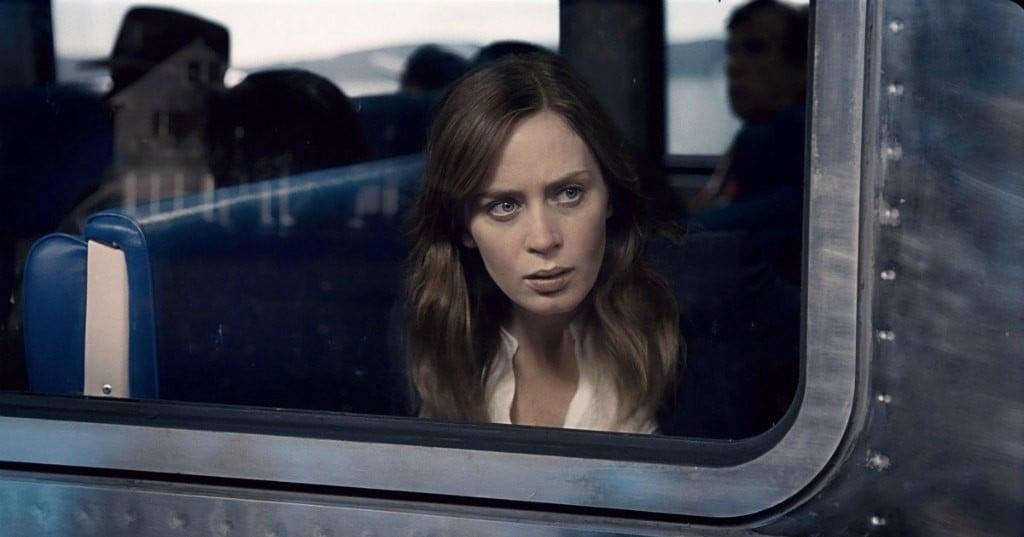 Девушка в поезде1