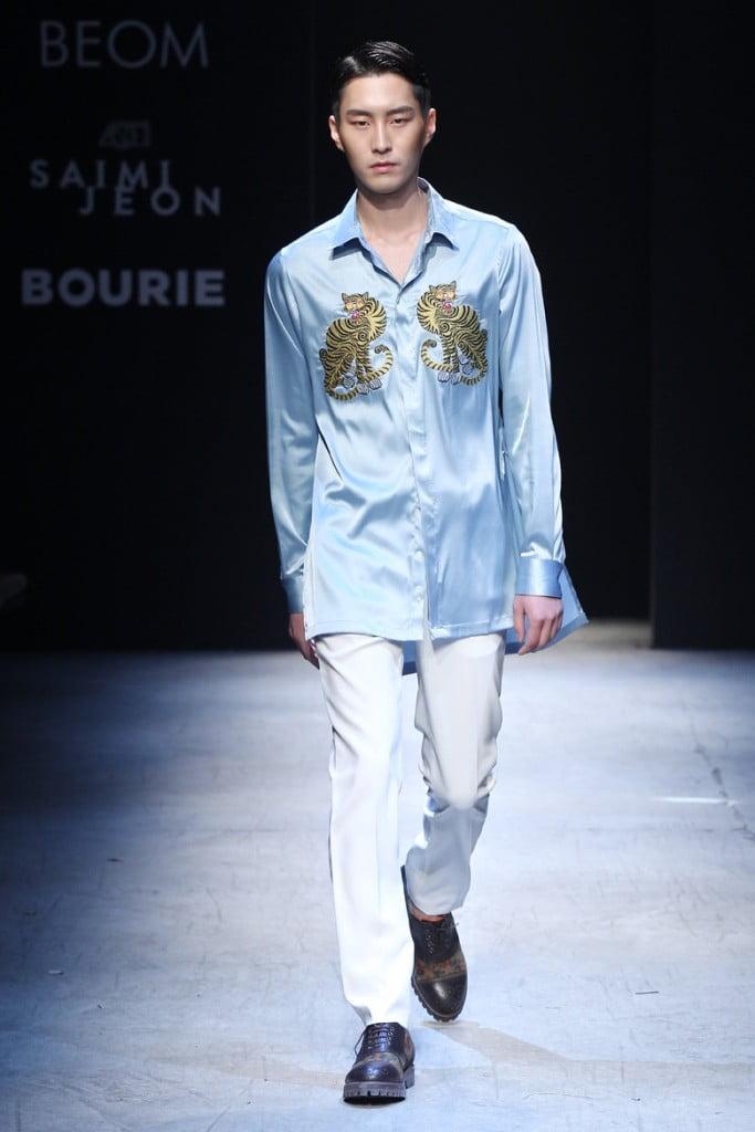Beom azia_азия дизайнеры_показ моды в азии