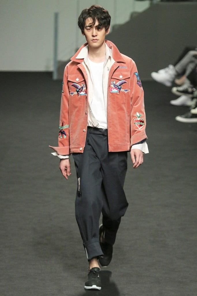 Beyond Closet_мужики в корее_мода в корее_показ сеул