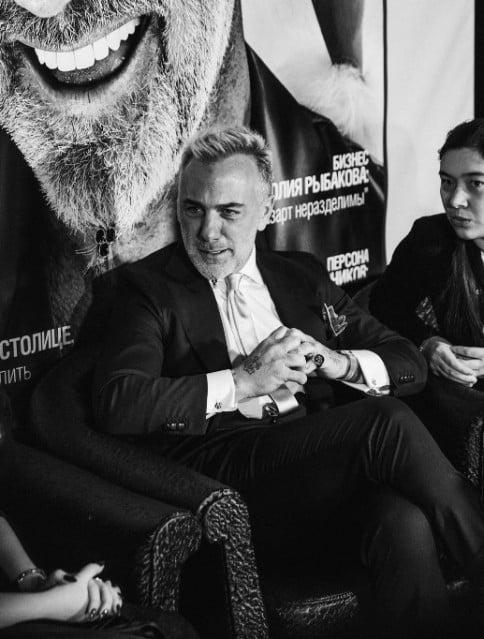 LFCity Awards_Джанлука Вакки Миллионер в москве