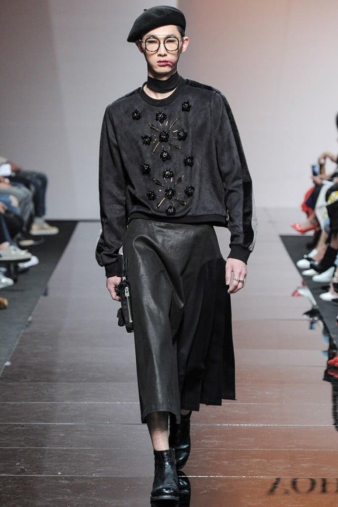 Yohanix_Seoul Fashion Week_неделя моды в корее
