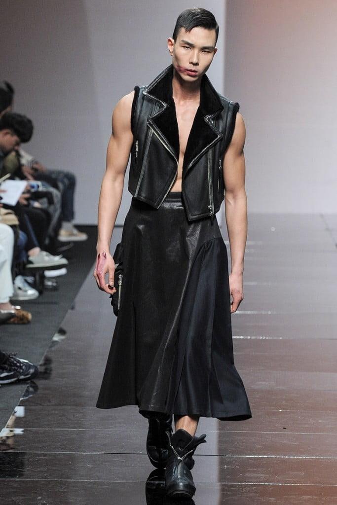 1e5fc8180bb ... Yohanix Seoul Fashion Week неделя моды в корее ...