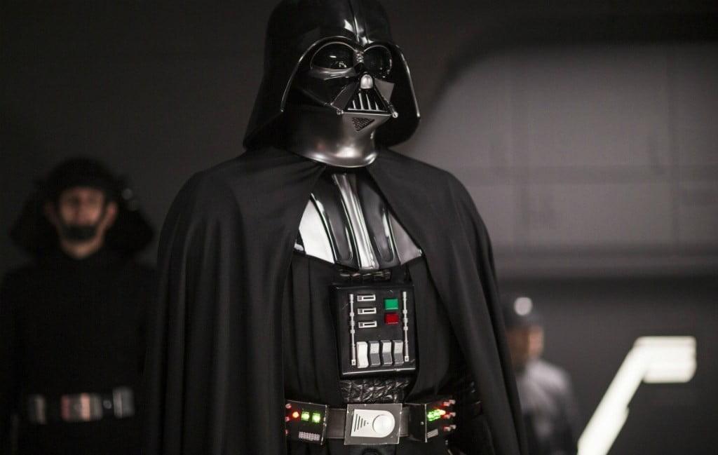 Звездные Войны_Изгой Один_Star Wars_Дарт Вейдер