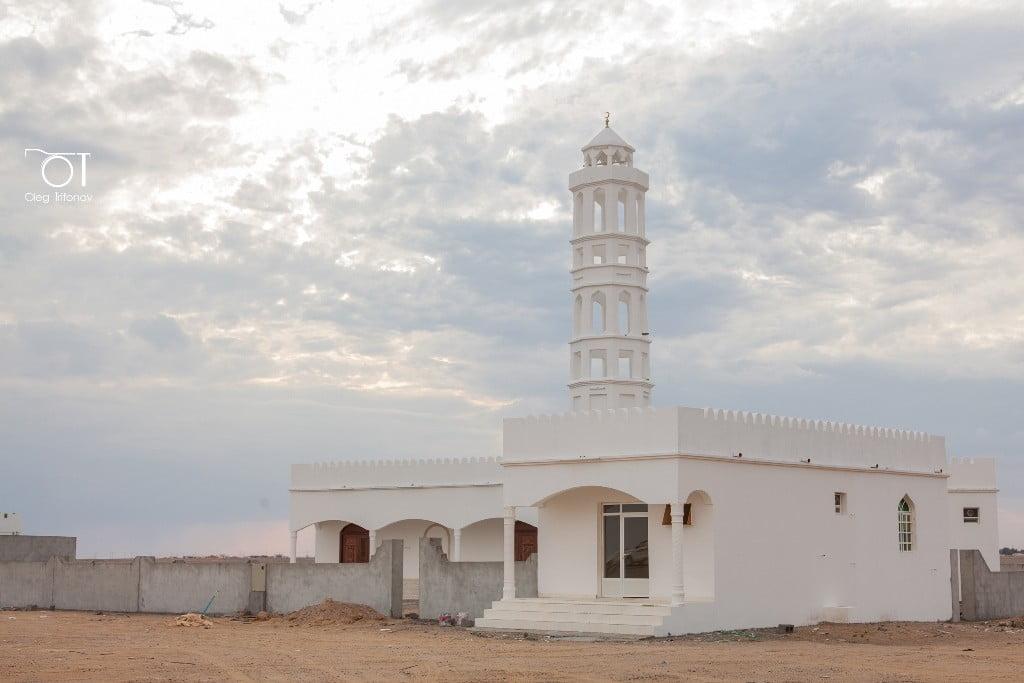 архитектура в омане