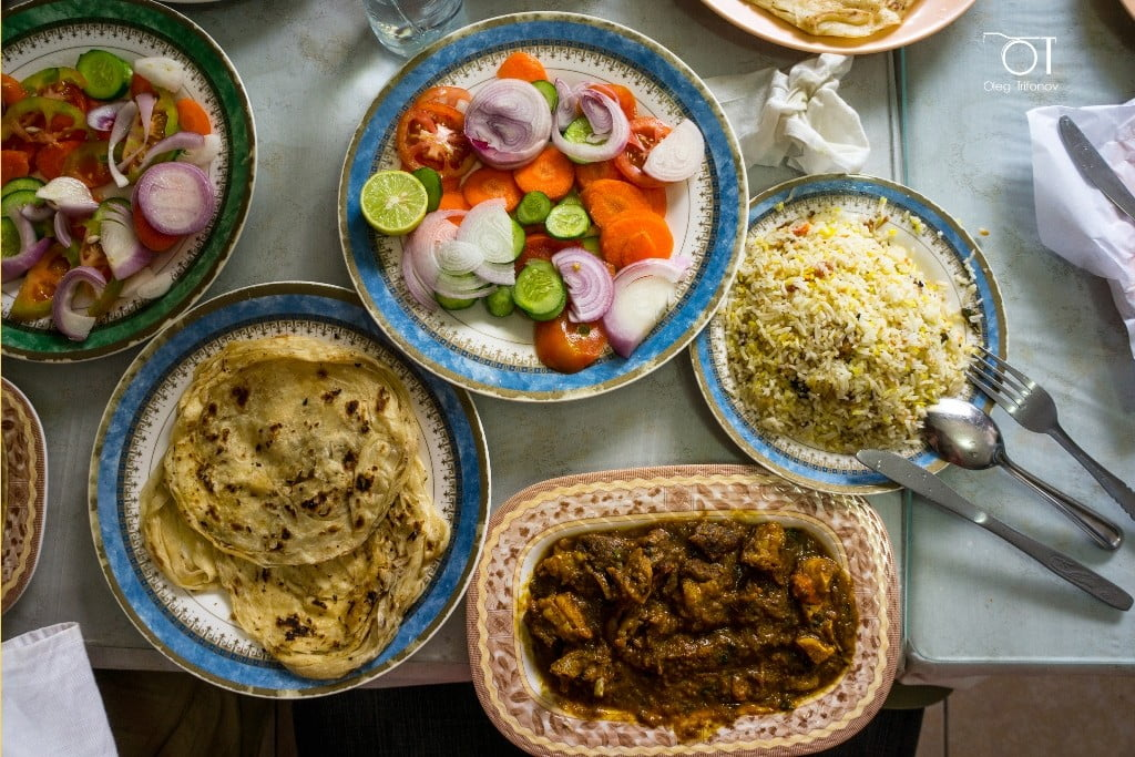 еда аравийский полуостров