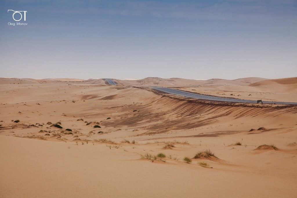 пустыни аравийского полуострова
