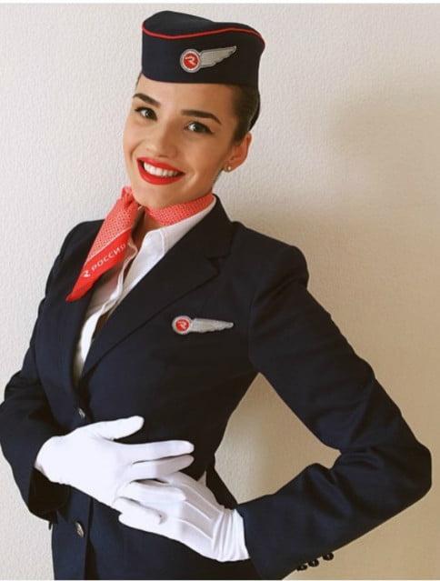 Бортпроводник авиакомпании_Увидеть мир