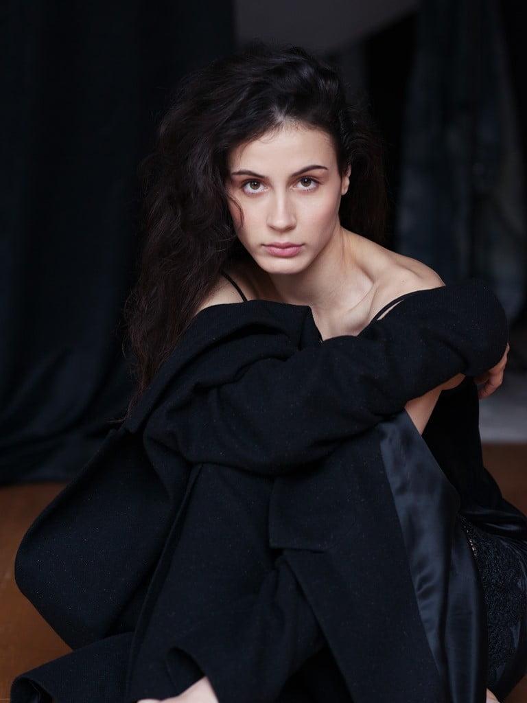 Елена Вожакина – российская актриса театра и кино