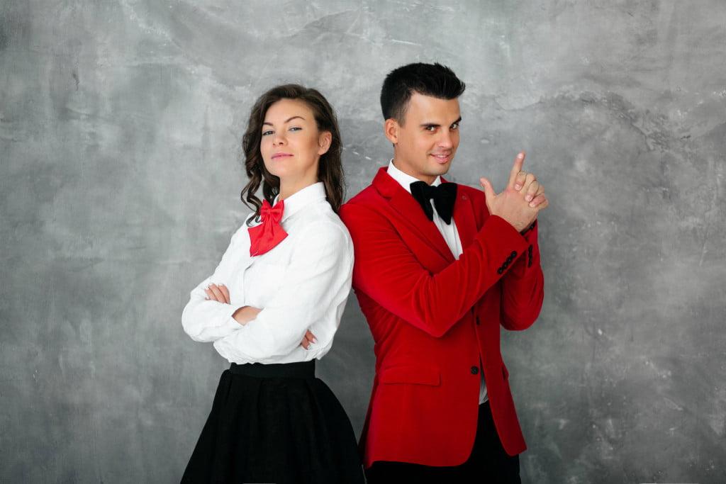Юлия и Кирилл Туриченко