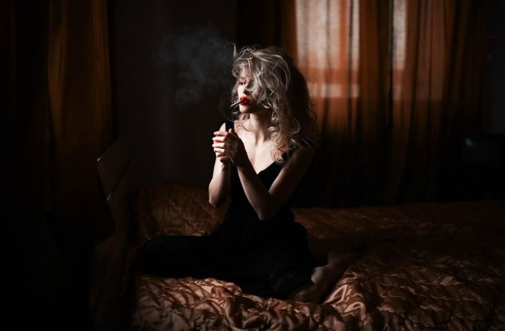 Женские сигареты