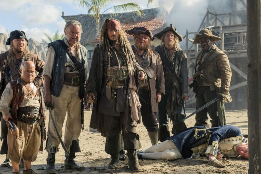 Пираты карибского моря 5_актерский состав