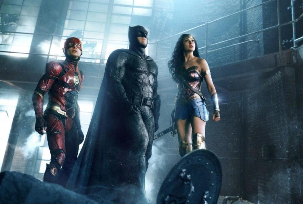 Лига справедливости_Бэтмен_Чудо женщина